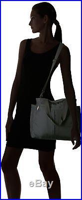 LeSportsac Women's Classic Laptop Bag Notebook Ryan Baby Tote, Black