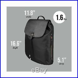 Lipault Plume Avenue Backpack 15 Laptop Over Shoulder Purse Bag for Women