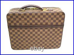 Louis Vuitton Damier Porte-Ordinateur Sabana N53355 Laptop Note Case Bag Used