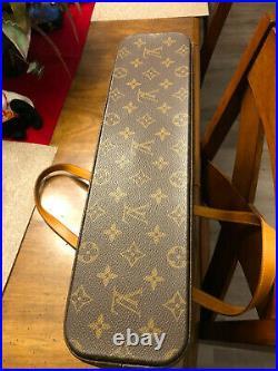 Louis Vuitton Monogram Luco Laptop/Tote/Office Bag