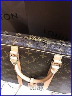 Louis Vuitton Porte Documents Bon Voyage Travel/Messenger Briefcase Bag M53361