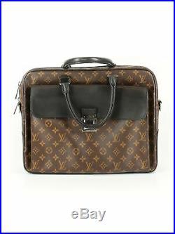 Louis Vuitton Women Brown Laptop Bag One Size