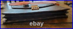 Louis vuitton serviette consellier attached briefcase M53331