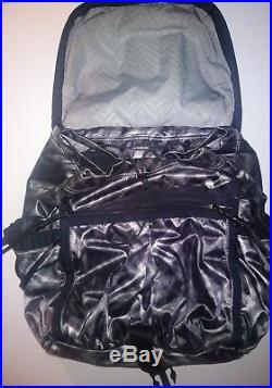 Lululemon Best Practice Yoga Pack Blazer Print Backpack Bag with Laptop Sleeve