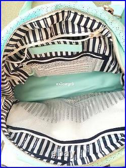 Lululemon Flow to Om Bag Duffel Tote Laptop Aquamarine