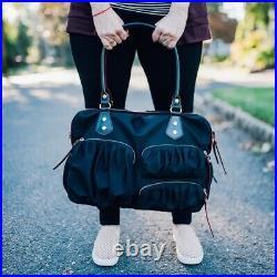 MZ WALLACE New York Kate II Shoulder Bag Fits 15 Laptop