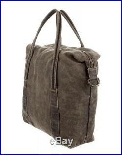 Maison Martin Margiela Distressed Satchel Crossbody Bag Laptop Work Mens Women