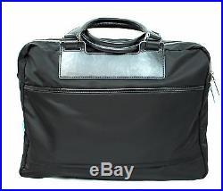 Man Woman Briefcase PIQUADRO CELION black laptop coach bag new CA3355CE/N EUPG