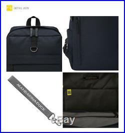 Mandarina Duck Women's Backpack 13 Laptop School Bag SELVEDGE SVT01083