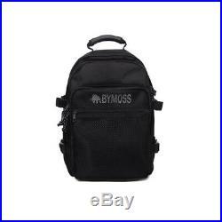 Maximum Backpack 3Series Black School Bag Laptop Rucksack Satchel Mens Women