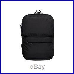 Maximum Smart Backpack Black School Bag Laptop Rucksack Satchel Mens Women