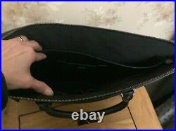 Mcm laptop / document bag/ crossbody