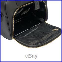 Mealami Mini Meal Prep Handbag Management Bag Vegan Leather Gym Laptop Travel