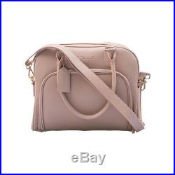 Mealami Nude Mini Meal Prep Handbag Management Laptop Bag Travel Gym