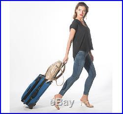 Metallic Gold Leather Backpack, Travel Bag, Laptop Bag, Womens Work Bag