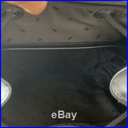 Michael Kors Men Women PVC Leather Backpack Laptop Travel School Shoulder bag