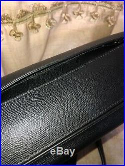 Mint TUMI Stanton Nia Commuter Blak Leather Laptop Travel Tote Bag 79391D Women