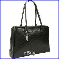 Mobile Edge Milano Large Laptop Tote- 17 PC / 17 Women's Business Bag NEW