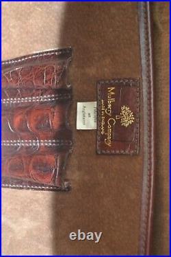 Mulberry vintage bag laptop / briefcase BROWN leather shoulder crossbody LARGE