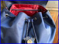 NWOT Lipault Plume Avenue Backpack 15 Laptop Over Shoulder Purse Bag for Women