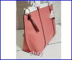 NWT COACH May Tote 1573 shoulder Bag Leather laptop handbag satchel briefcase