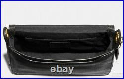 NWT Coach JES MESSENGER f72703 Crossbody satchel laptop bag tote Black