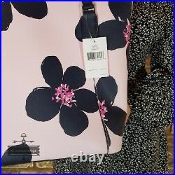 NWT KATE SPADE CAMERON POCKET TOTE laptop GRAND FLORA BAG shoulder bag satchel