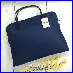NWT Kate Spade Blake Avenue Daveney Computer Laptop Bag Blue $248
