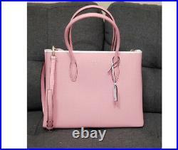 NWT Kate Spade Eva Medium Top Zip Satchel tote shoulder bag laptop