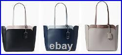 NWT Kate Spade magnolia street medium double pocket tote laptop bag satchel
