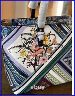 NWT Tory Burch Kerrington Small Zip Tote Crossbody satchel Handbag laptop Bag