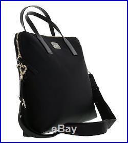 New Kate Spade New York Daveney Blake Avenue Satchel Laptop Book Nylon Bag
