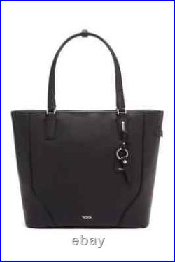 New TUMI Stanton Nonie business tote laptop bag carry-on handbag travel leather