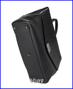 New Tumi Mariella Tavi Satchel Briefcase Laptop Bag Black Leather MSRP $795