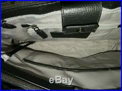 New Tumi womans designer grey stanton kiran tote laptop shoulder hand bag £625