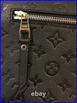 POCHETTE METIS M41487 Black Empreinte Monogram Louis Vuitton Women's Pre-Owned