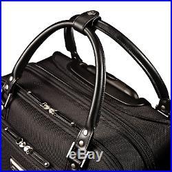 Samsonite Luggage Womens Spinner Mobile Office, Black, Case Bag Laptop Travel