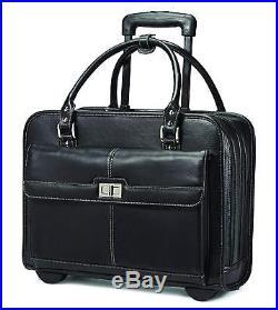 Samsonite Women's Briefcase Padded Mobile Office Ipad Laptop Travel Bag Gift