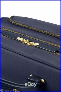 Samsonite Women's Zalia Rolling Laptop Bag Dark Blue