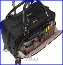 Samsonite Womens 15 Laptop Spinner Mobile Office Travel Business Casual Bag