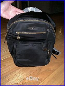 TUMI Voyageur Halle Hagen Laptop Backpack 12 Inch Computer Bag For Women