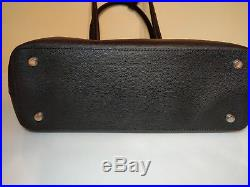 TUMI WOMENS SINCLAIR NELL 13 Laptop TOTE NEW with Dust Bag BLACK