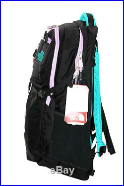 The North Face Women Recon 15 laptop backpack book bag 19X14X4