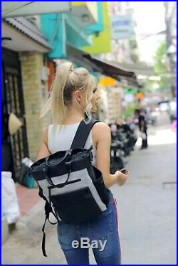 Travel Backpack Laptop Tote Convertible Crossbody Bag Purse for Women, Soleil