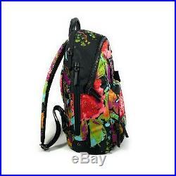 Tumi Hartford Backpack Lightweight Voyageur Bag Fits 13 Laptop Collage Floral