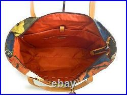 Tumi Large M-Tote Business Bag Fits 15 Laptop Banana Leaf Print