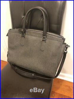 Tumi Sinclair Emma Laptop Bag Women's-Grey