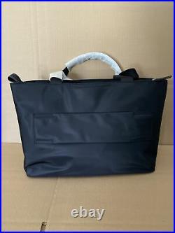 Tumi Voyager Mauren Tote Nylon Laptop Travel Everyday Bag 196310 Black $325