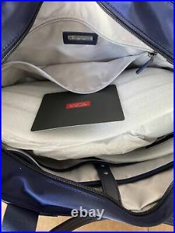 Tumi Voyager Mauren Tote Nylon Laptop Travel Everyday Bag 196310 Midnight $325