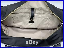 Tumi Voyageur Breyton Weekender Duffel Bag Laptop Travel Tote Black 494771
